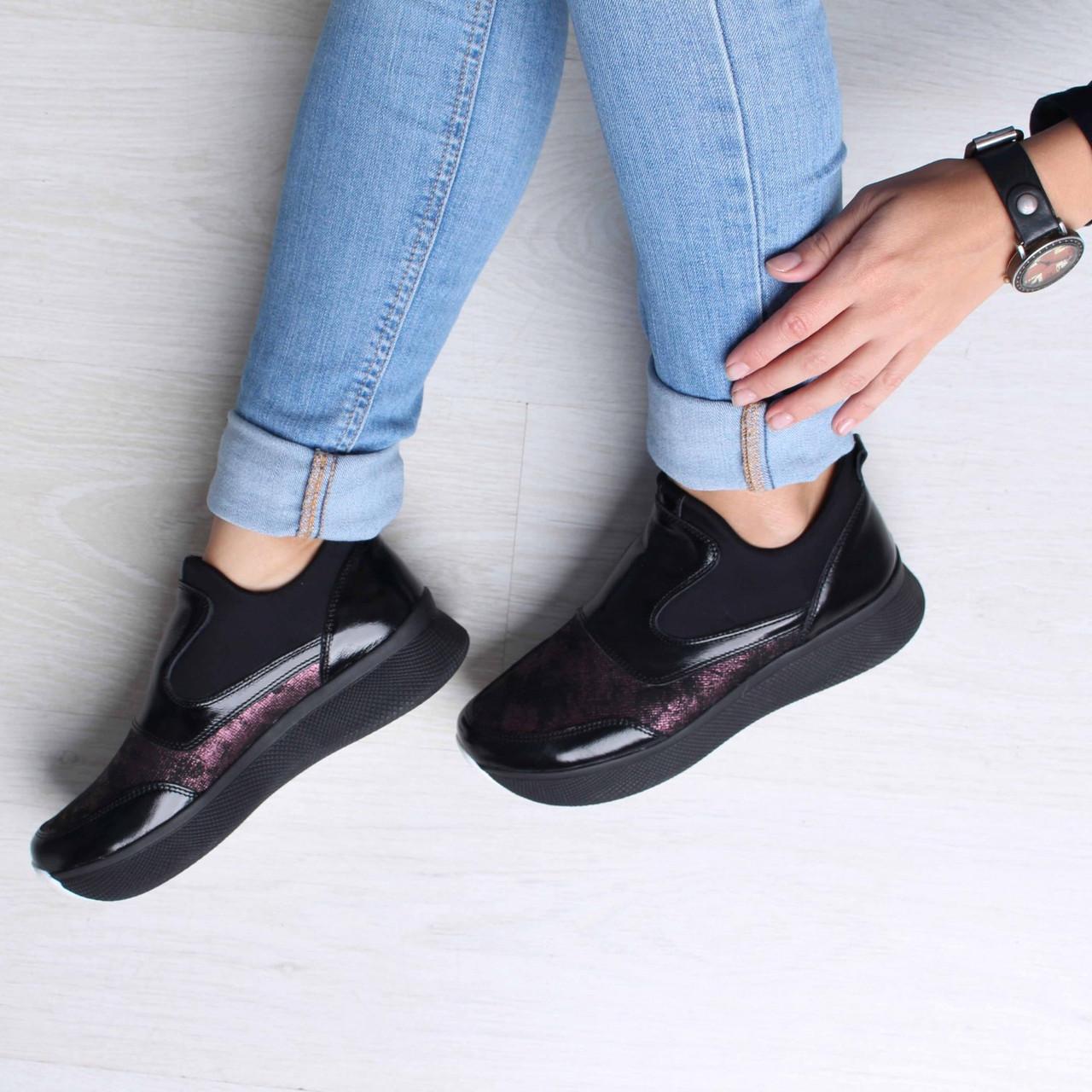 8a8fdd73 Кроссовки подошве со стрейчем - Интернет магазин женской обуви