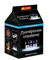Научные мини-игры Многократное отражение. 10+ Ranok-Creative 12116007Р