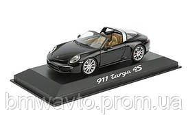 Модель автомобіля Porsche 911 Targa (991), 1:43