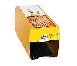 Домашний маслопресс холодного и горячего отжима Dulong DL-ZYJ 02 Gold