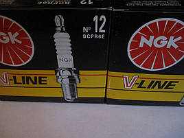 Свечи зажигания NGK 2
