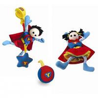 """Развивающая игрушка """"Супер человек"""" Yookidoo (40123)"""