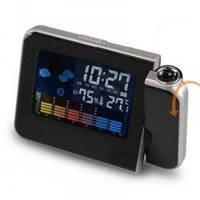 Часы Метеостанция С проектором времени 8190, фото 1