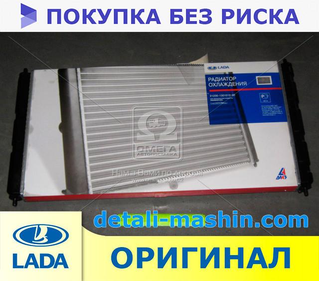 Радиатор водяного охлаждения ВАЗ 21230 Нива Шевроле (пр-во ДААЗ)