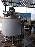 Котел вакуумный мзс-500 с двумя мешалками, фото 6