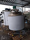 Котел вакуумный мзс-500 с двумя мешалками, фото 7