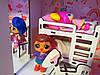 Будиночок для LOL. Будиночок для маленьких ляльок ЛОЛ 2123 з меблями, текстилем, шпалерами, шторками, двориком і фермою, фото 4