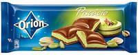 Шоколад молочный с фисташкой Fistacie Orion Nestle Чехия 240г, фото 1