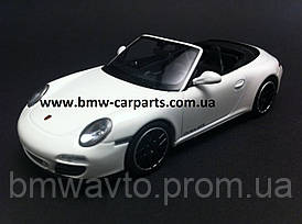 Модель автомобіля Porsche 911 Carrera GTS, Cabriolet, Scale 1:43