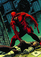 Картина GeekLand Daredevil Сорвиголова комикс арт 40х60см DD.09.002