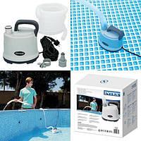 Intex 28606 насос для откачки воды с бассейна 60 л/мин