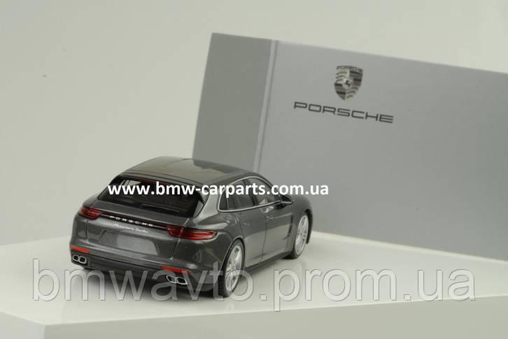 Модель автомобиля Porsche Panamera Sport Turismo Turbo, Scale 1:43, фото 3