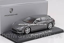 Модель автомобіля Porsche Panamera Sport Turismo Turbo, Scale 1:43