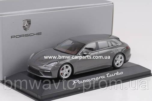 Модель автомобиля Porsche Panamera Sport Turismo Turbo, Scale 1:43, фото 2