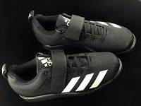Обувь для тяжелой атлетики Power lift 4. BC0343 - черного цвета