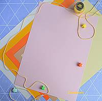 Бумага для пастели розовая, Tiziano A4 (21*29,7см), №25 rosa, 160г/м2, среднее зерно, Fabriano