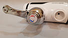 Проточный водонагреватель Delimano, экран, душ, нижнее, боковое подключение, бойлер в стиле Делимано Нижнее подключение, фото 10