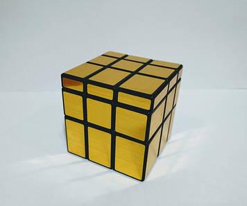 Кубик Рубика 3х3 Золотой
