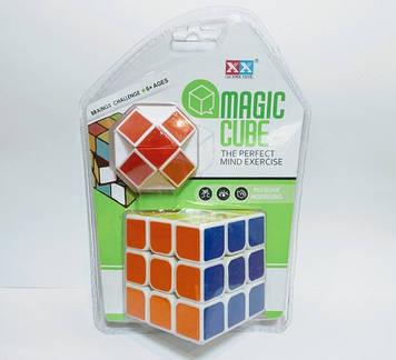 Кубик Рубика Набор 3х3 змейка логика
