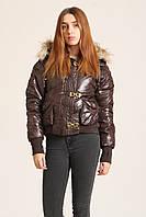Куртка MaxMara S (165/84) (CH-02K_Brown)