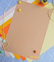 Бумага для пастели кофейная, Tiziano A4 (21*29,7см), №06 mandorla, 160г/м2, среднее зерно, Fabriano