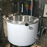 Вакуумний Котел кпе-300 з кришкою гідр, фото 2