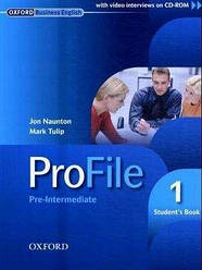 ProFile 1 Student's Book with CD-ROM