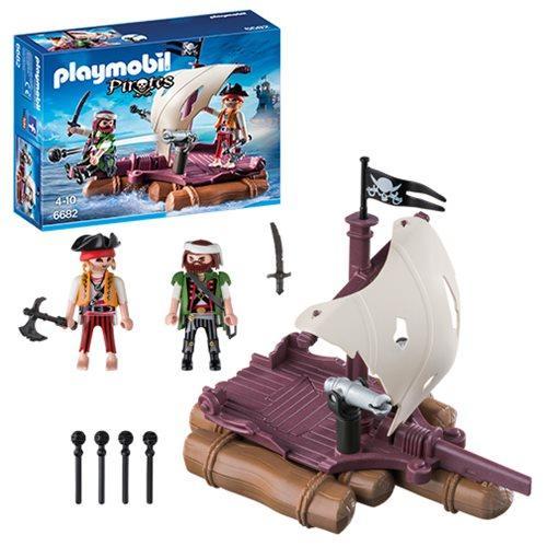 Playmobil 6682 Pirate raft Піратський пліт (Конструктор Плеймобил Пиратский плот. Пираты)