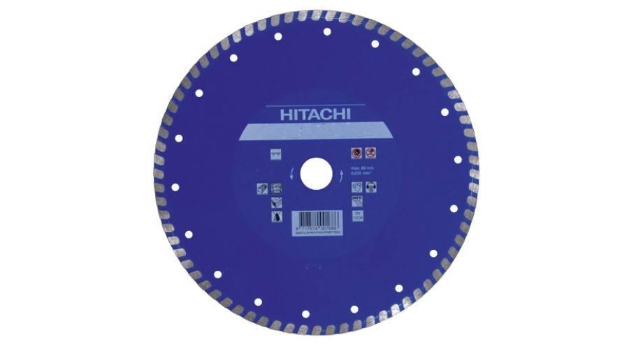 Диск алмазный 115 мм Hitachi (752821)