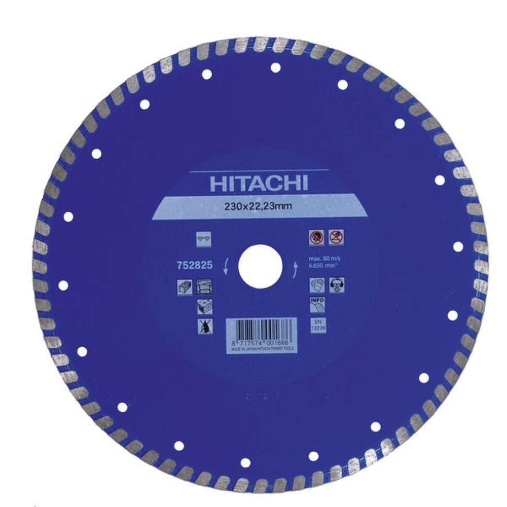 Диск алмазный по бетону 230 х 22,2 Hitachi / HiKOKI (752825)
