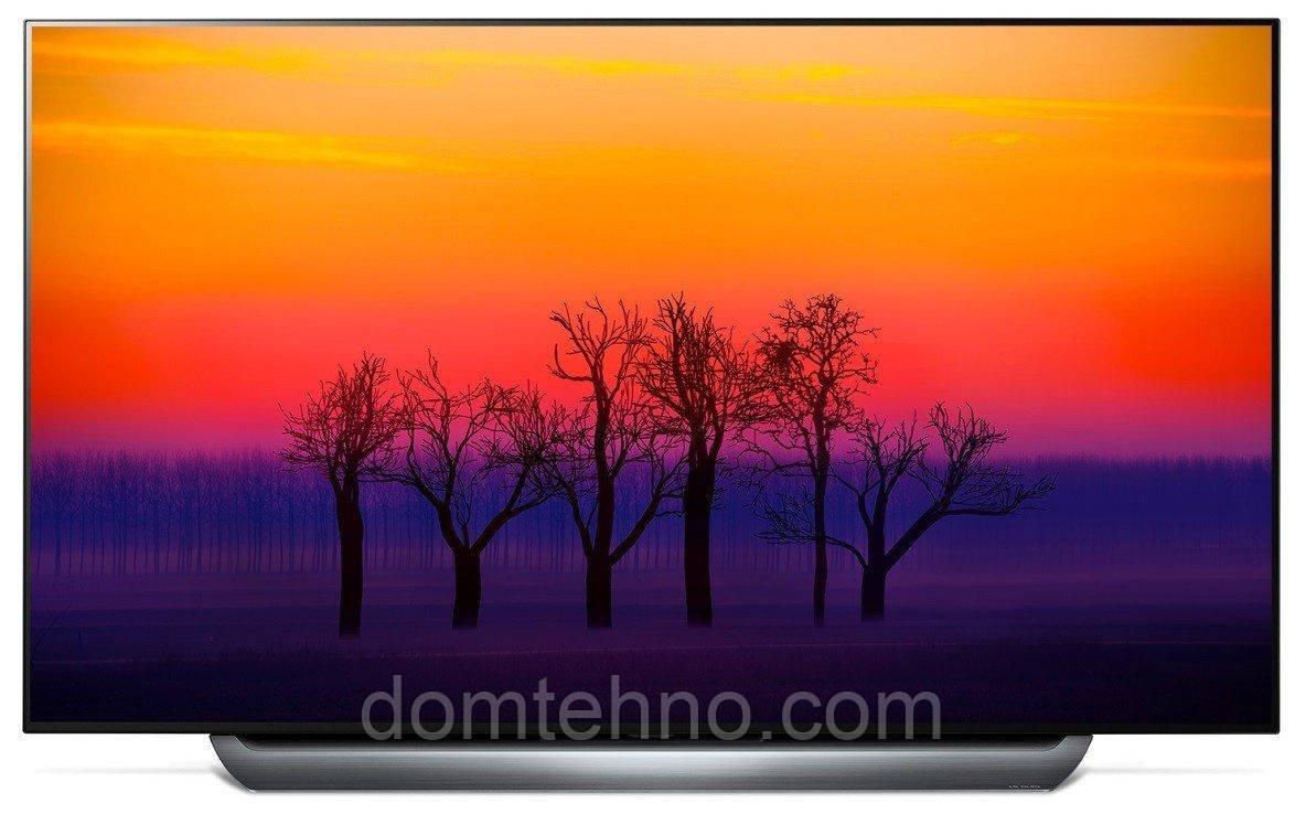 Телевизор LG OLED55C8PLA (120Гц, 4K Ultra HD, Smart TV, Wi-Fi, a9 Processor, HDR10 Pro, Dolby Atmos, 2.2 40Вт)