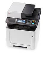 Полноцветное мфу с факсом и Wi-Fi Kyocera ECOSYS M5521cdw