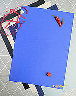 Бумага для пастели синяя, Tiziano A4 (21*29,7см), №42 blue notte, 160г/м2, среднее зерно, Fabriano