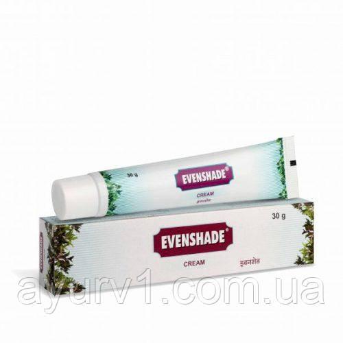 Eвеншейд крем от Депигментации (Evenshade Cream CHARAK), 30 гр
