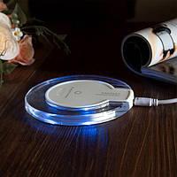 Беспроводная зарядка для телефона Qi Wireless Charger Fantasy  для Iphone/Samsung и др.