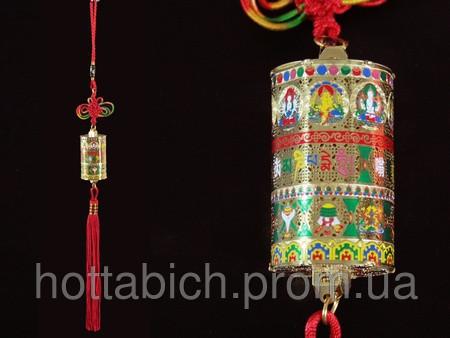 Талисман-подвеска Буддийская Ажурная Барабан Мани