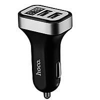 Автомобильное зарядное устройство Hoco Z3 2.1A, 2 USB