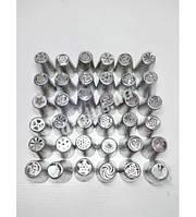 36 PT Насадки для декора кондитерских изделий