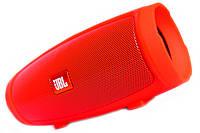 JBL Charge 3 MINI Plus Красная Bluetooth стерео колонка c USB и MicroSD