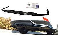 Диффузор заднего бампера Lexus Is III 2013+ г.в., фото 1