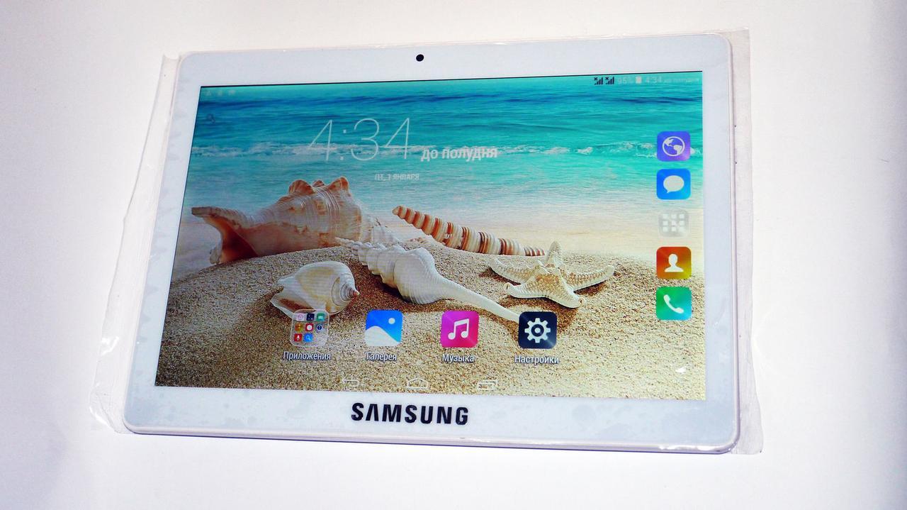 "10,1"" Планшет Samsung Galaxy Tab 2Sim - (4 ядра,2Gb/16Gb) (copy)"