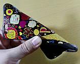 Чехол ПАРИЖ тисненый силиконовый 6/6S iPhone, фото 3