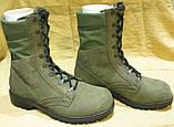 Берцы  армейские Haix Голландия NATO, фото 4