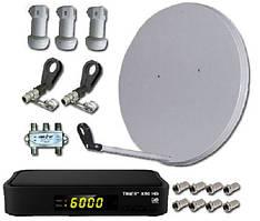Базовый HD Стандарт - комплект спутникового ТВ