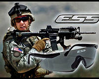 "Очки - бронежилет для глаз ""ESS ICE"". Оригинал. Армейский сток НАТО."