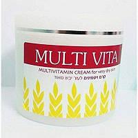 Мультивитаминный суперувлажняющий крем для очень сухой кожи, 250 мл