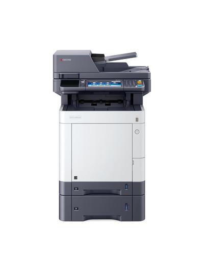 Цветное лазерное мфу с факсом для офиса Kyocera ECOSYS M6630cidn