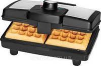 Вафельница для бельгийских вафель Clatronic WA 3606 Германия