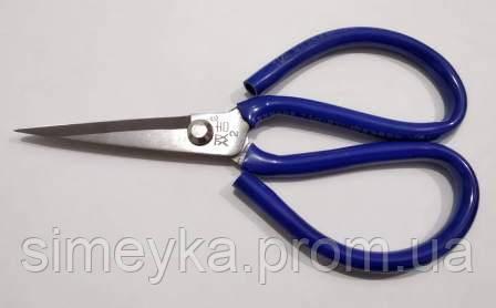 Ножницы средние усиленные 19 см, инструмент для бижутерии, рукоделия