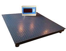Калибровка платформенных весов